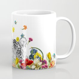 Happy Tiger Coffee Mug