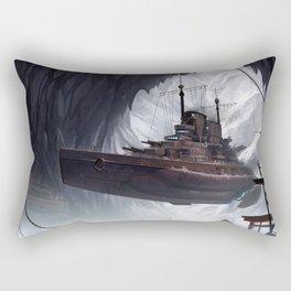Northern Base Rectangular Pillow