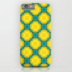 Candy Flowers iPhone 6s Slim Case