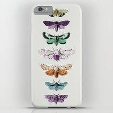 Techno-Moth Collection iPhone 6 Plus Slim Case