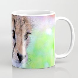 Aqua_Cheetah_20180102_by_JAMColorsSpecial Coffee Mug