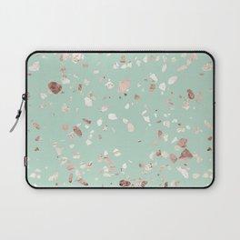 Minty Pink Laptop Sleeve