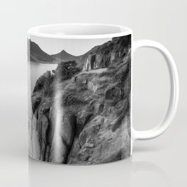 View from Chapman's Peak drive in Cape Town, South Africa Coffee Mug