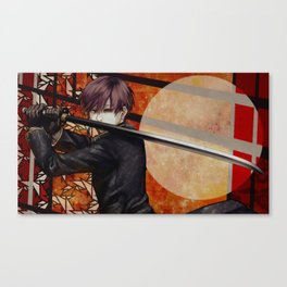Tokyo Ghoul Urie Canvas Print
