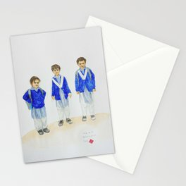 Hunza kids Stationery Cards