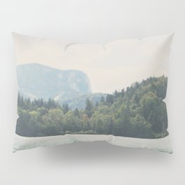 into the wilderness she went ... Pillow Sham