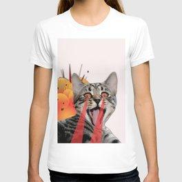 CAT ATTACK! T-shirt