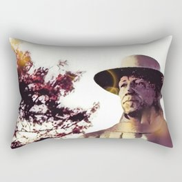 Life Without You - SRV - Graphic 4 Rectangular Pillow