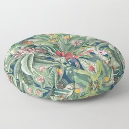 Tropical Paradise VIII Floor Pillow