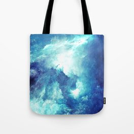 Stardust Path Tote Bag
