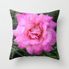 Renegade Roses II Throw Pillow