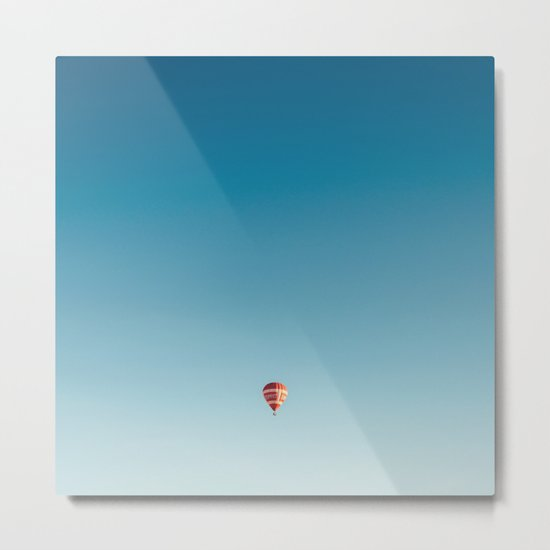 One little balloon Metal Print
