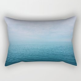 The Endless Sea Rectangular Pillow