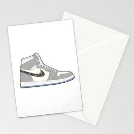 Jordan 1 OG Grey Stationery Cards