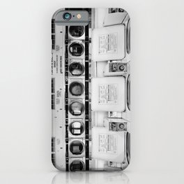 Fresno Laundromat iPhone Case