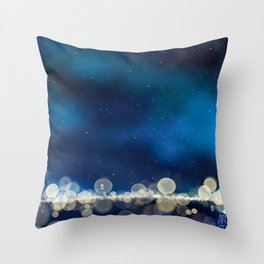 Because Some Things Are Worth Waiting For Throw Pillow