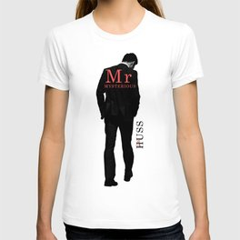 Mr. Mysterious by JA Huss T-shirt