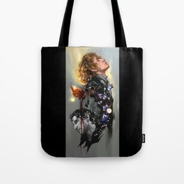 Rose With A Thorn Tote Bag