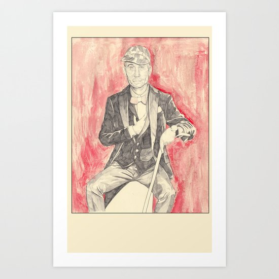 body snatchin' fashion - Ed Gein Art Print