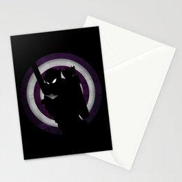 SuperHeroes Shadows : Hawkeye Stationery Cards
