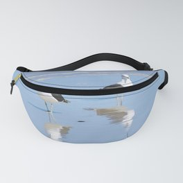 The Blues Seagull Pair Fanny Pack