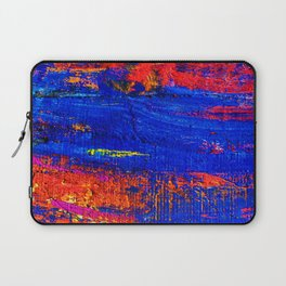 (N10) Abstract Epic Colored Moroccan Artwork. Laptop Sleeve