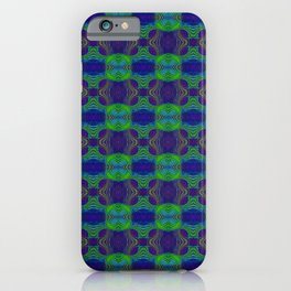 Tryptile 56b (Repeating 1) iPhone Case