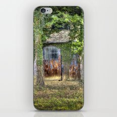 Abandoned Stables iPhone & iPod Skin