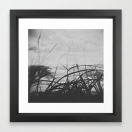 THE FIRE (2017) Framed Art Print