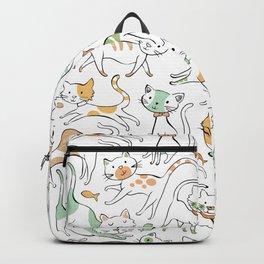 Here Kitty Kitty Backpack