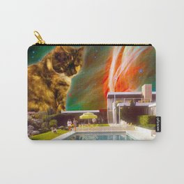 Cuddle Unit 5 with Midcentury Nebula Carry-All Pouch
