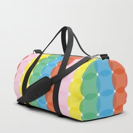 Circles Duffle Bag