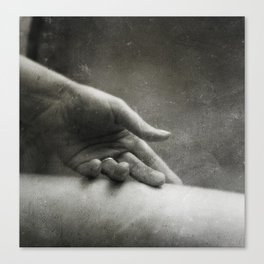 Caresse Canvas Print