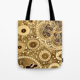 The Bogon Moths of the past, the present and the future Tote Bag