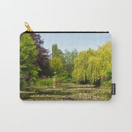 Summer Water Garden at Giverny Carry-All Pouch