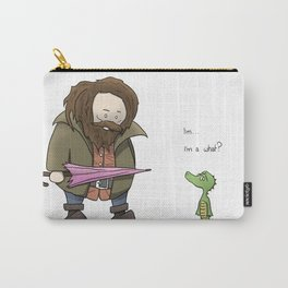 You're a lizard Harry. Carry-All Pouch