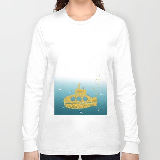 YELLOW SUBMARINE Long Sleeve T-shirt