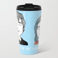 J & C Metal Travel Mug