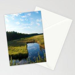 Alligator River National Wildlife Refuge Outer Banks NC OBX  Stationery Cards