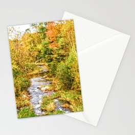A New Hampshire Autumn Stationery Cards