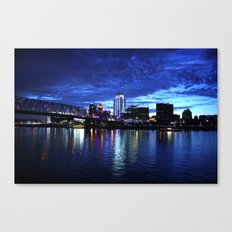 Cincinnati Skyline Canvas Print