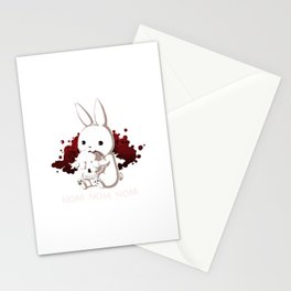 Adorable Monstrosity Stationery Cards