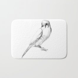 Kestrel quarter Bath Mat