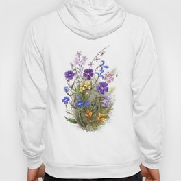 Vintage Wildflowers Hoody