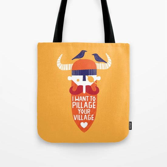 Pillage Tote Bag