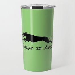 Lungs on Legs Travel Mug