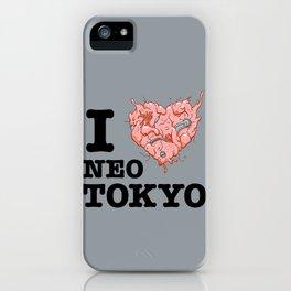 I Tetsuo Neo Tokyo iPhone Case