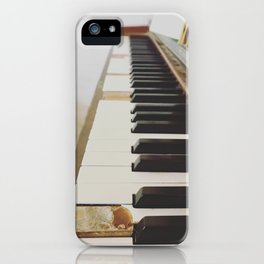 Beauty in the Brokenness iPhone Case