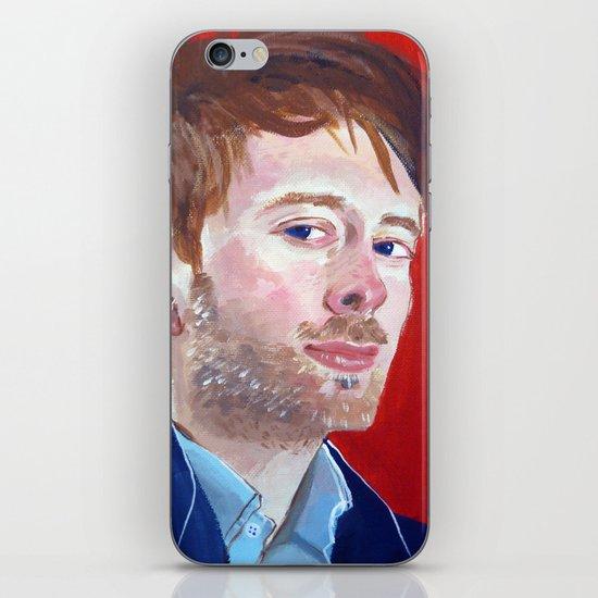 Thom Yorke iPhone & iPod Skin
