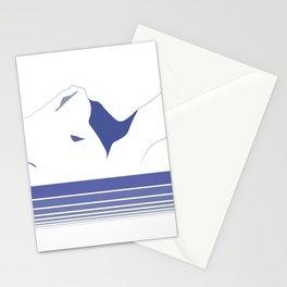 The highest peak Stationery Cards